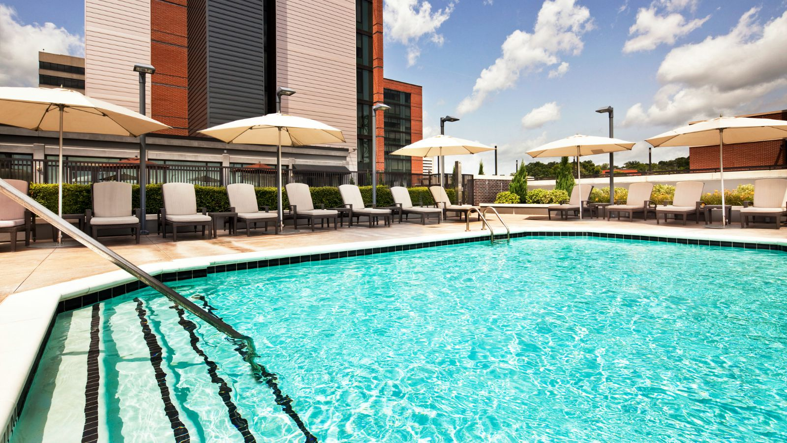 WestinWORKOUT® Outdoor Pool at The Westin Birmingham