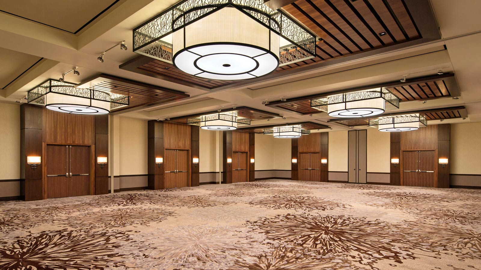 The Westin Birmingham - Open Ballroom